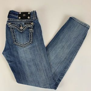 Miss me skinny jeans size 29
